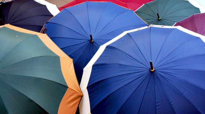 Días de paraguas...........