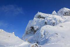 Diashow-endlich weis, Karwendel 2012