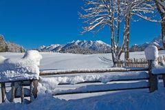 Diashow-Geroldsee im Schnee