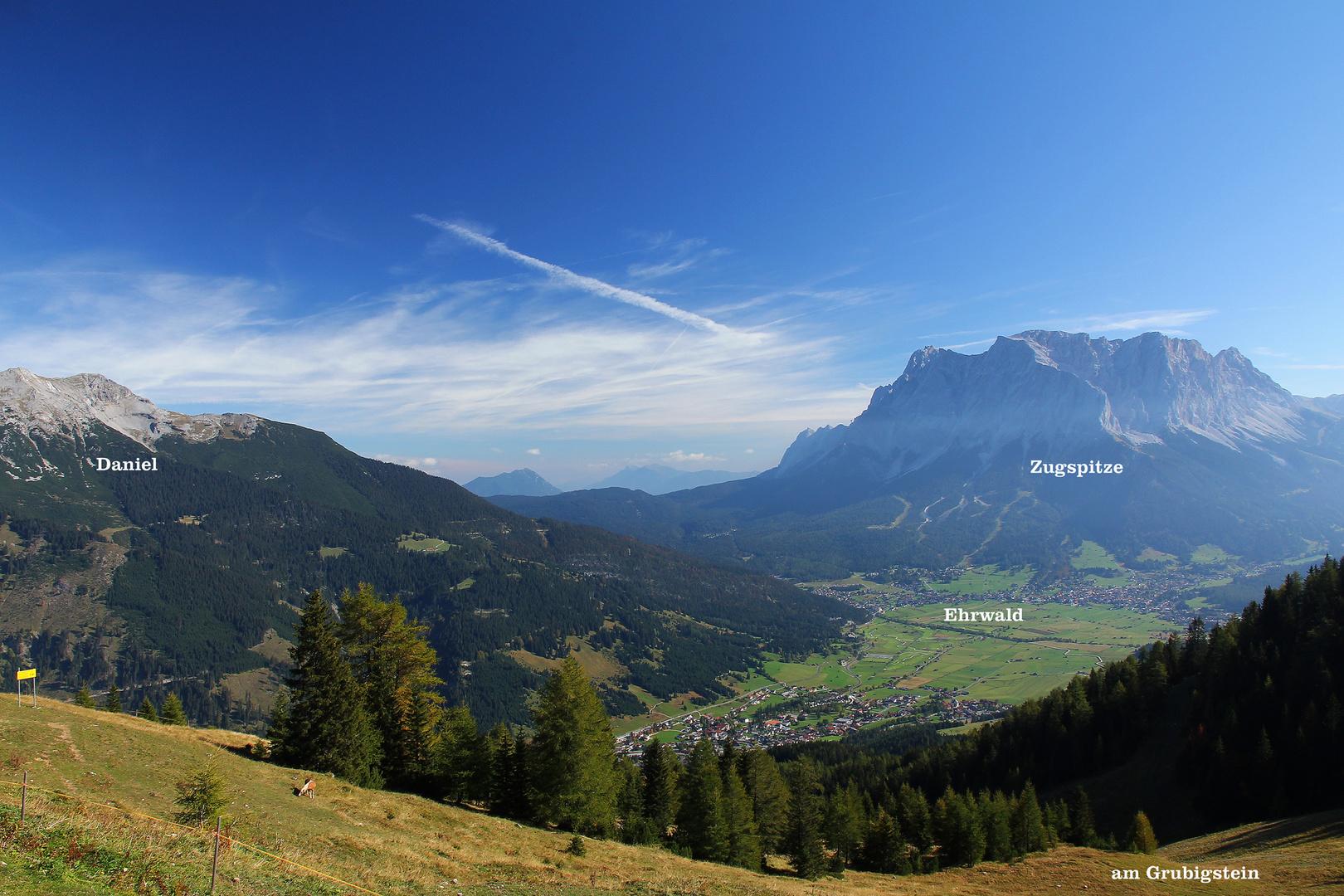 Diashow: Grubigstein-Lermoos, Österreich