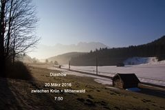 Diashow: Krün-Tennsee