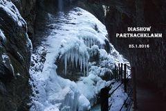 Diashow-Partnachklamm