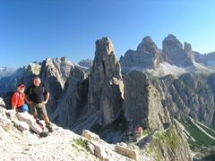 Diashow - Sextener Dolomiten 2006