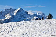 Diashow-Winterwanderung am 8.1.2016