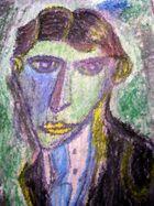 Dibujando a Kafka...FERNANDO LÓPEZ   fOTOGRAFÍAS...