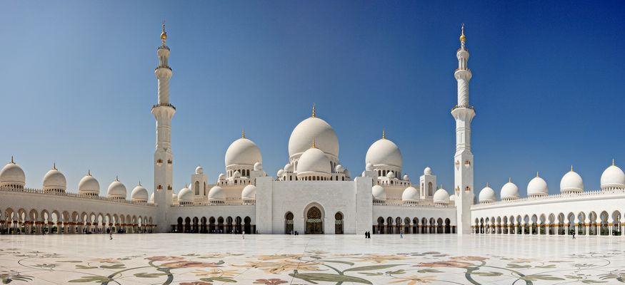 Dicht am Taj Mahal