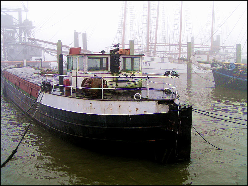 Dicke Suppe über Hamburg!
