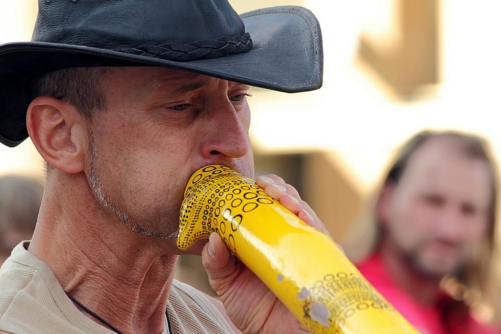 Didgeridoo mit Leidenschaft