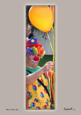 DiDI Le clown