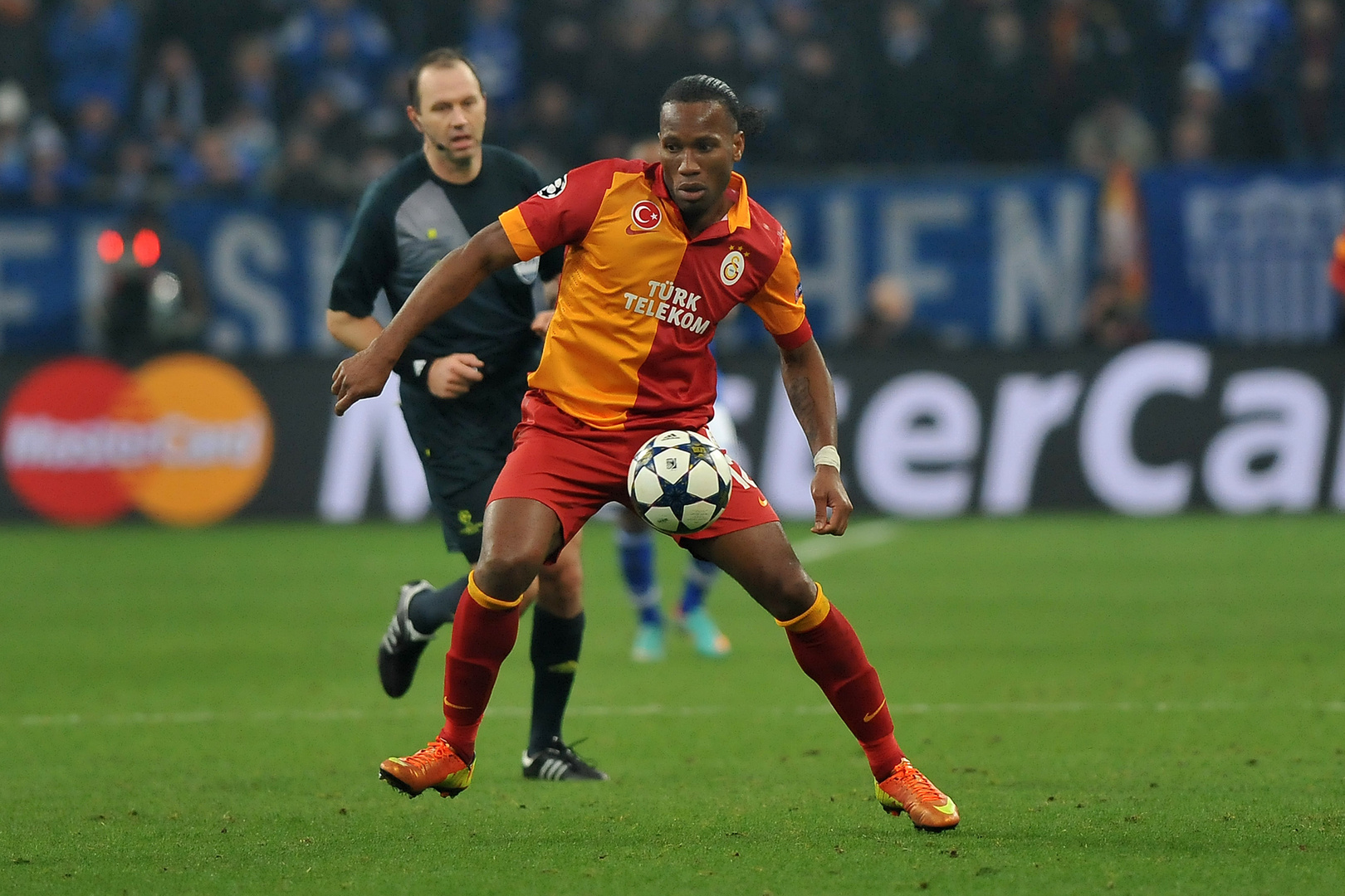 Didier Drogba ( Galatasaray Istanbul )