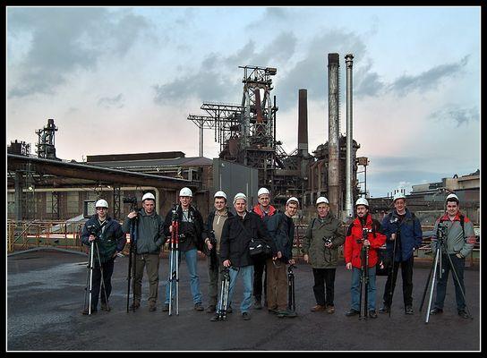 Die 11 vom Stahlwerk