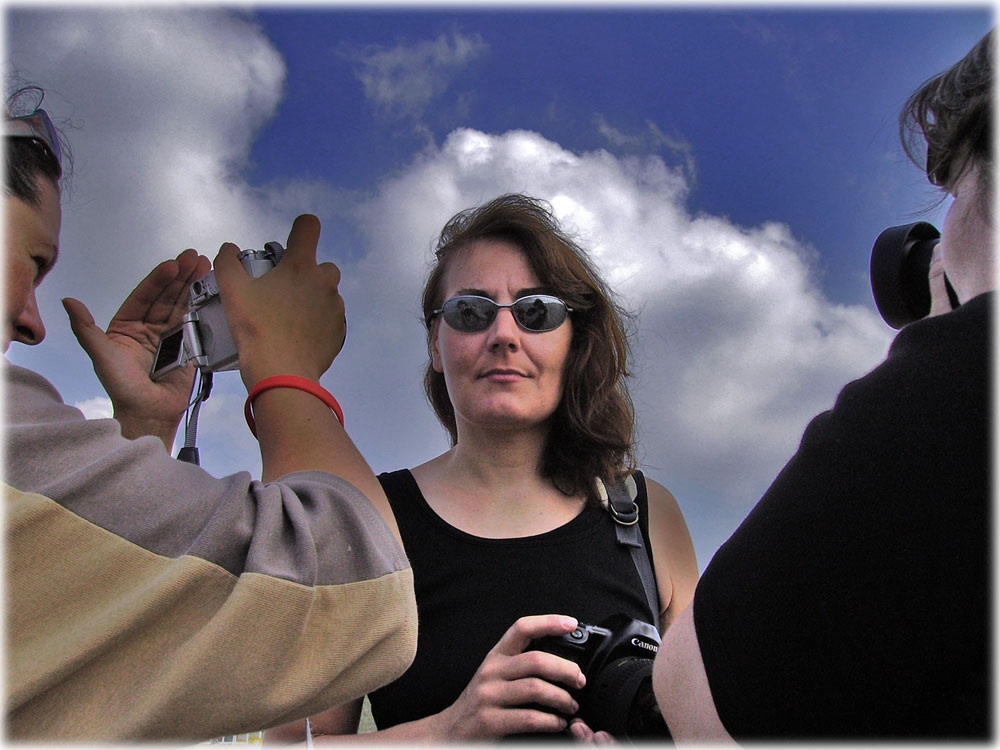 Die 3 Fotografinen...