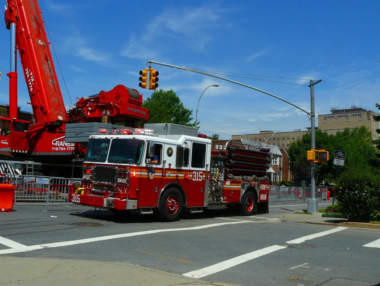 Die 315 in Queens NYC