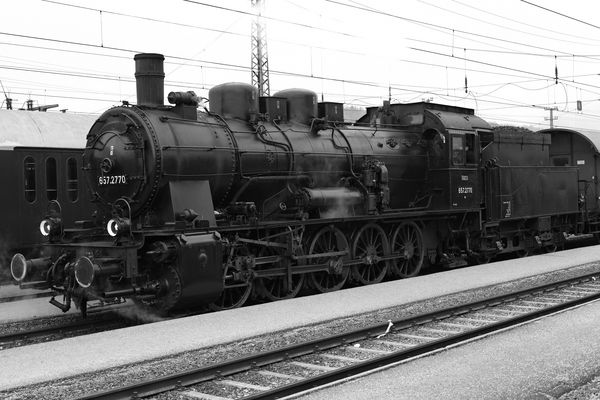 Die 657.2770 in Attnang-Puchheim