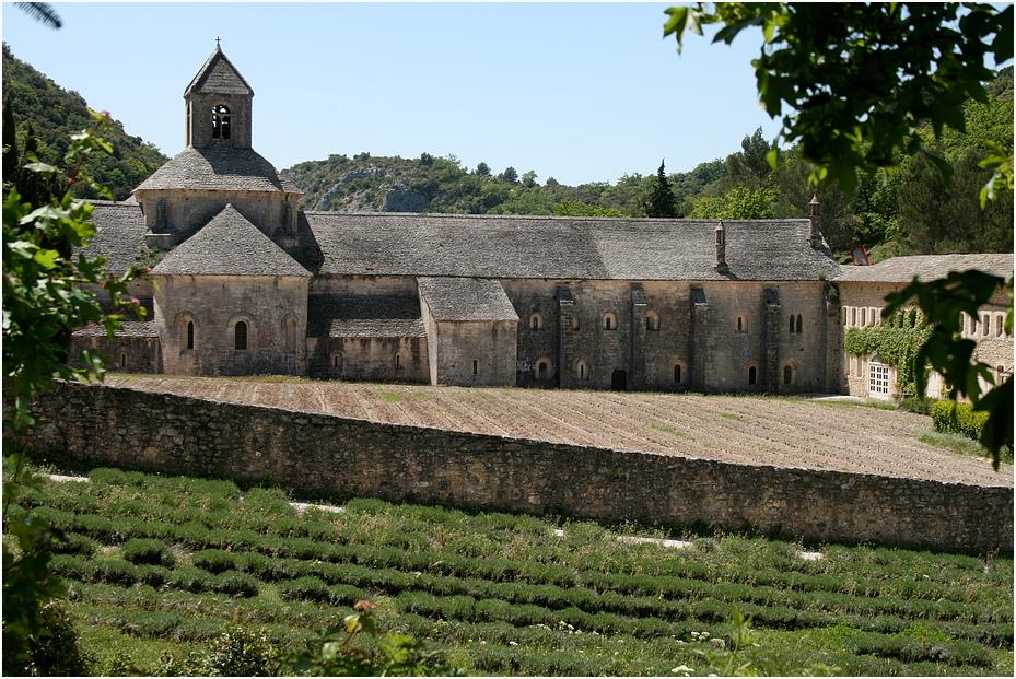 Die Abtei von Sènanque (2)