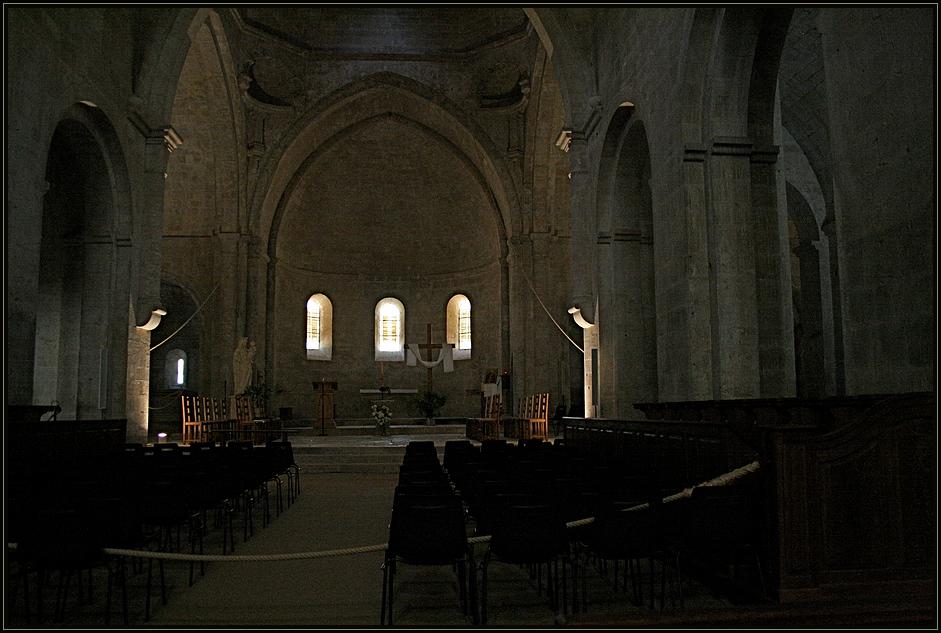 Die Abtei von Sènanque (5)