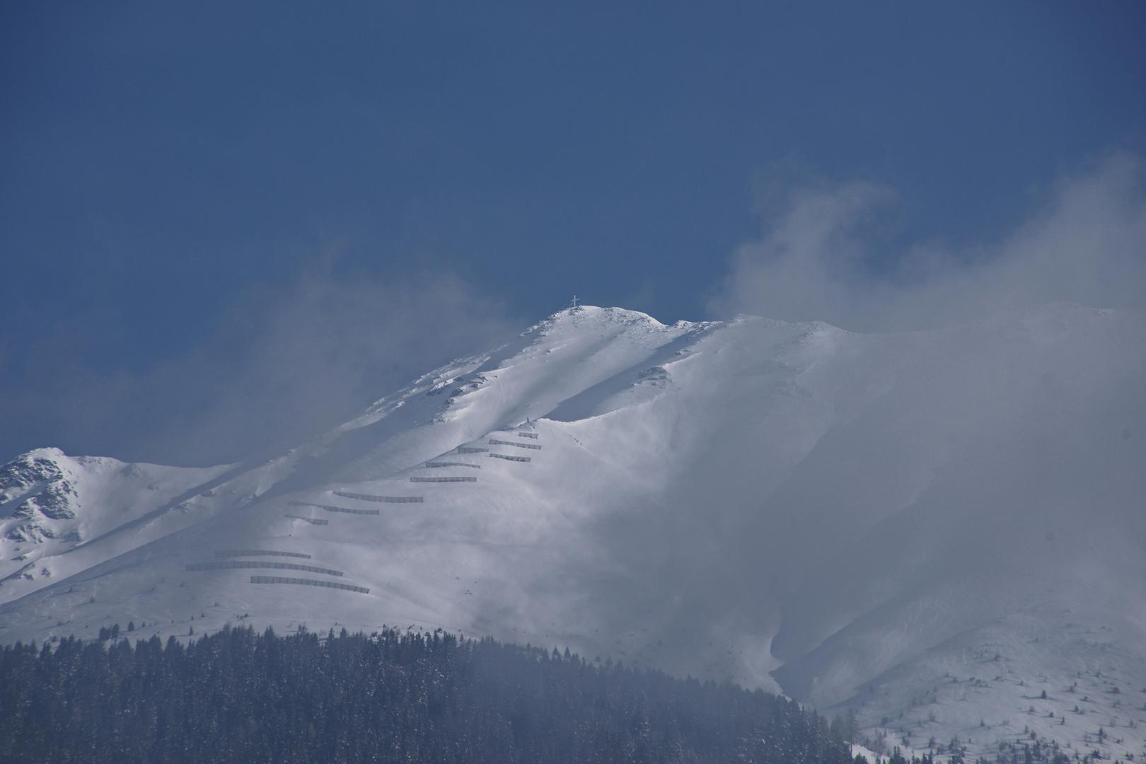 die Aifnerspitze....2779m