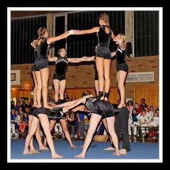 Die Akrobatik-Gruppe 3