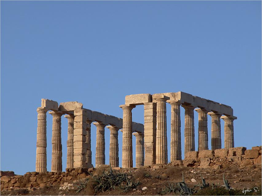 ...die Akropolis...