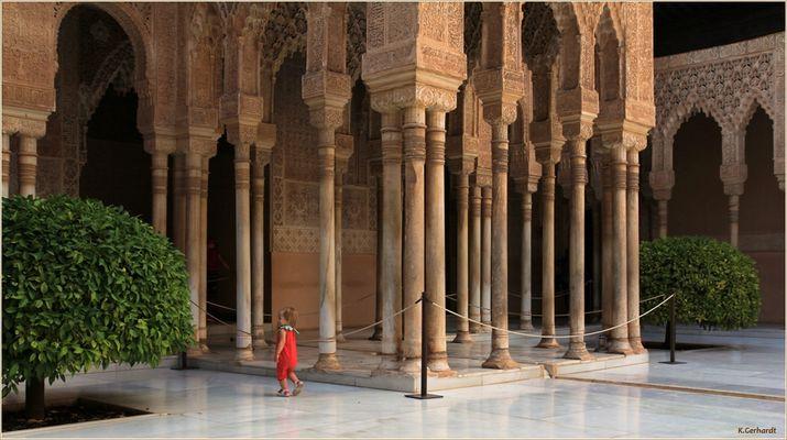 die Alhambra erkunden