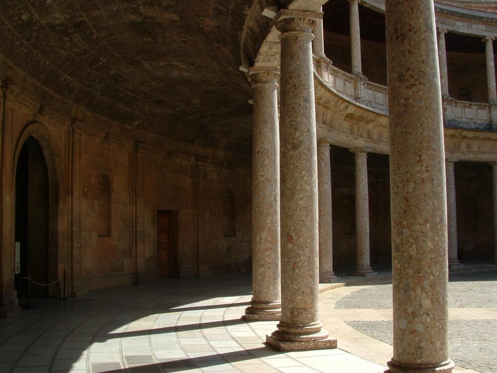 Die Alhambra mal anders