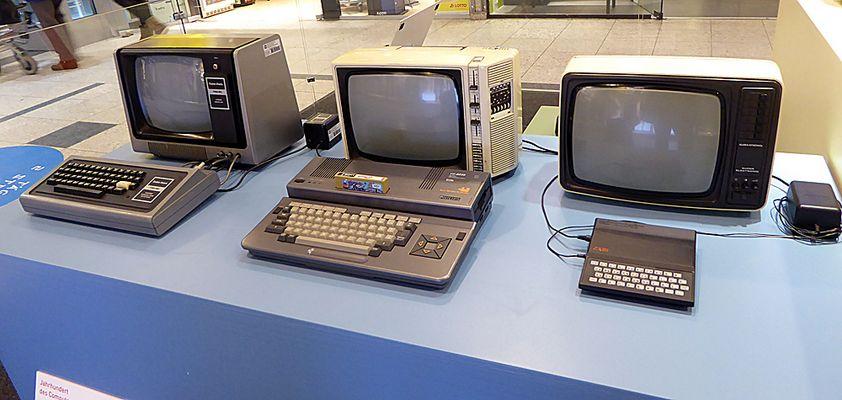 Die allerersten Computer...