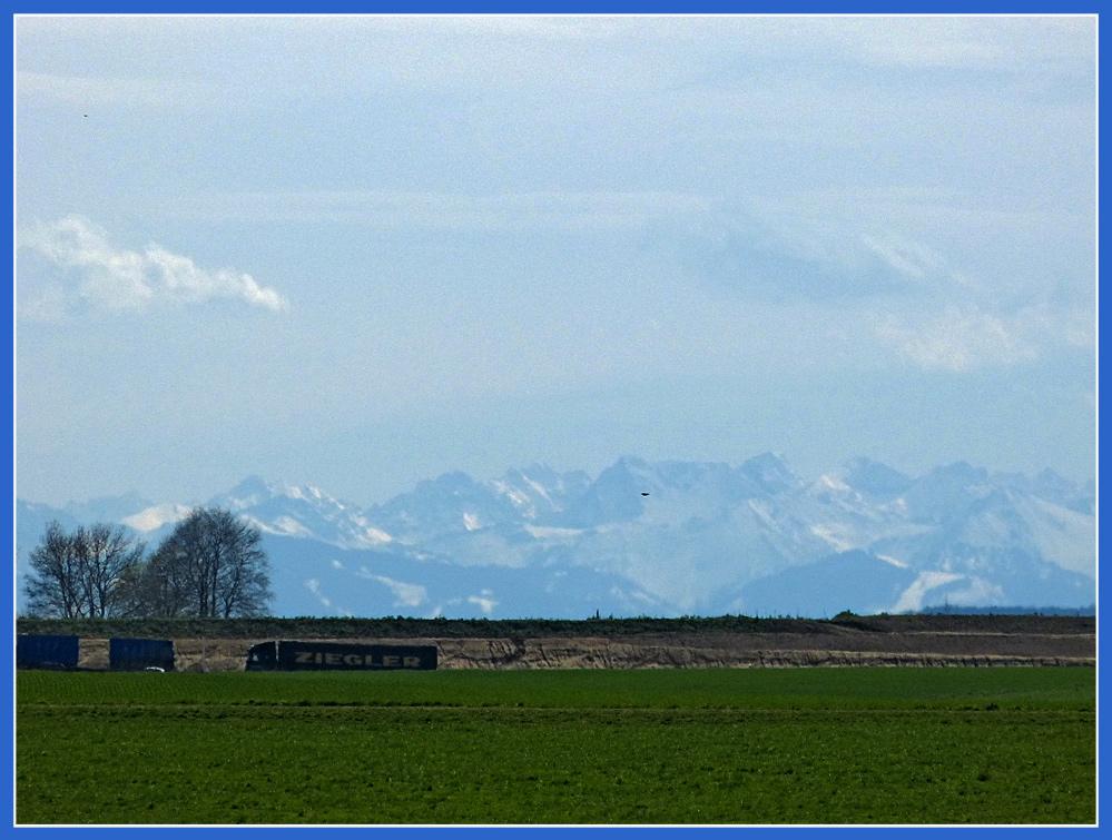 Die Alpen -