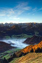 Die Alpen erwachen aus dem Schlaf III