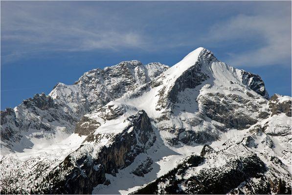 Die Alpsitze - Garmischer Königin