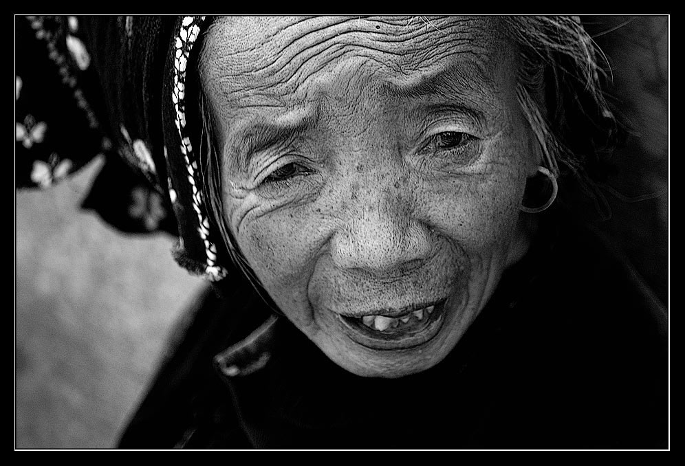 Die alte Dame