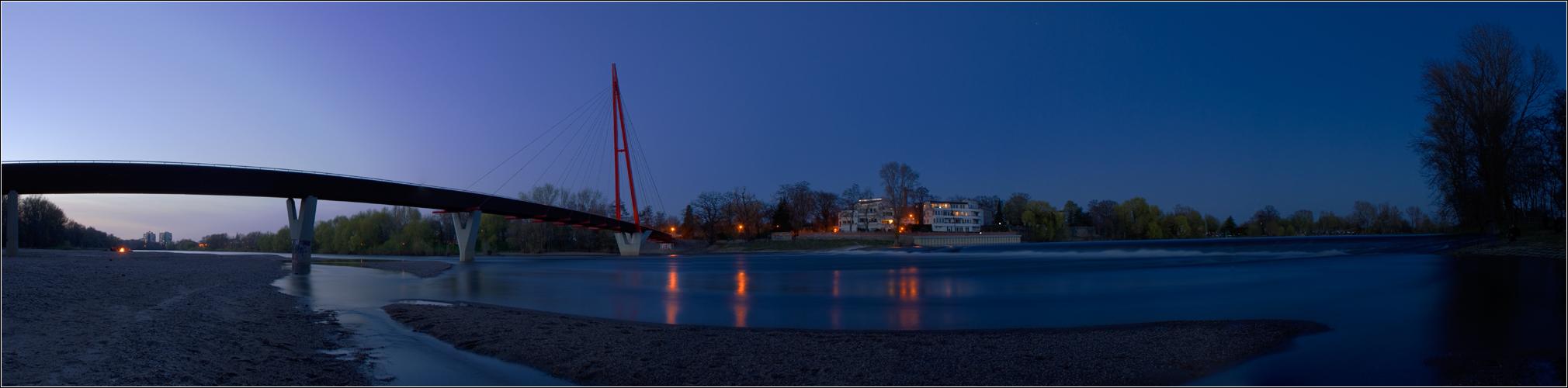 Die alte Elbe
