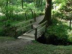 Die alte Holzbrücke III