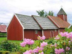 Die alte Kirche Ardal