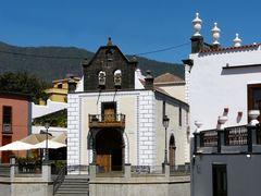 Die alte Kirche in El Paso - Isla la Palma