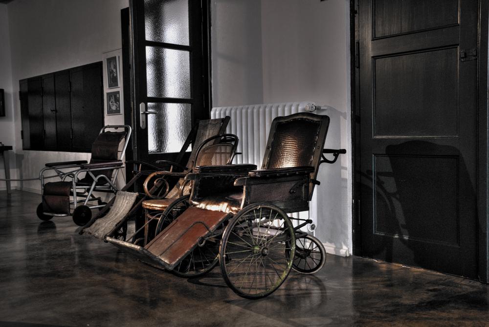 Die alte Klinik I