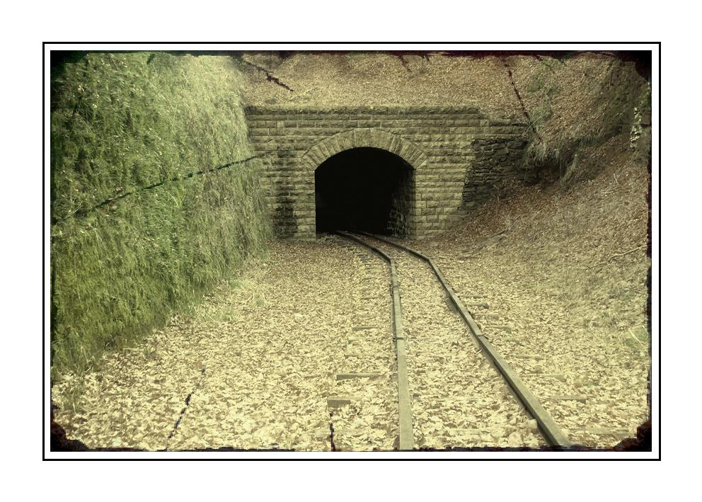 Die alte Mine