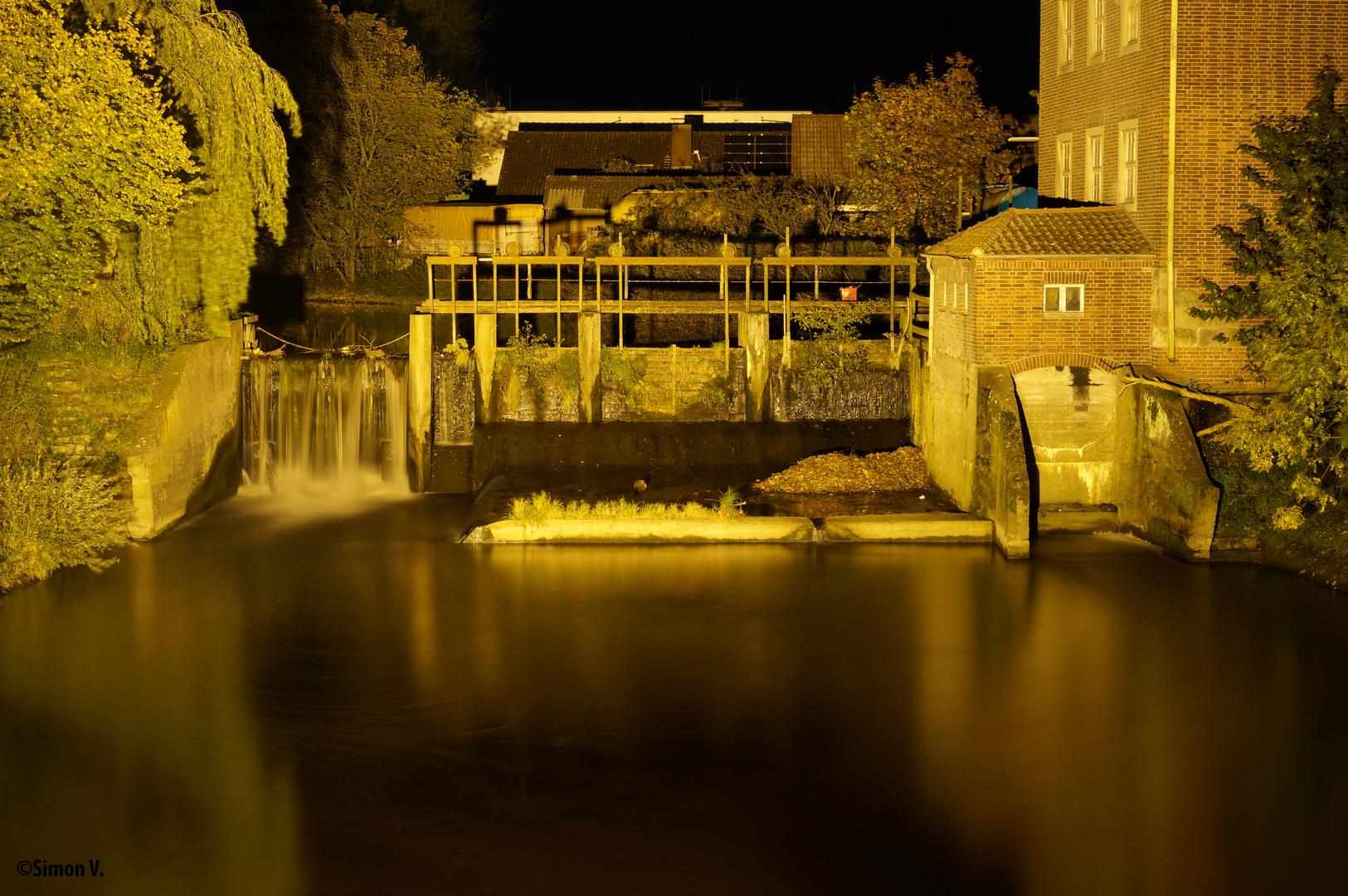 Die alte Mühle....