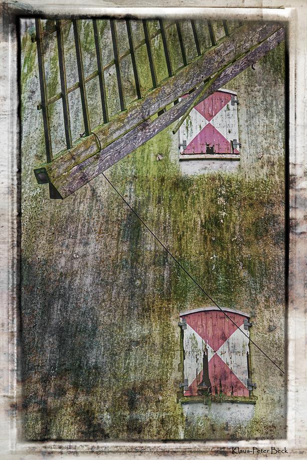 Die alte Mühle von Immerath