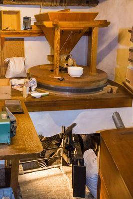 Die alte Mühle von Loco 3
