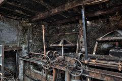 die alte Papiermühle...