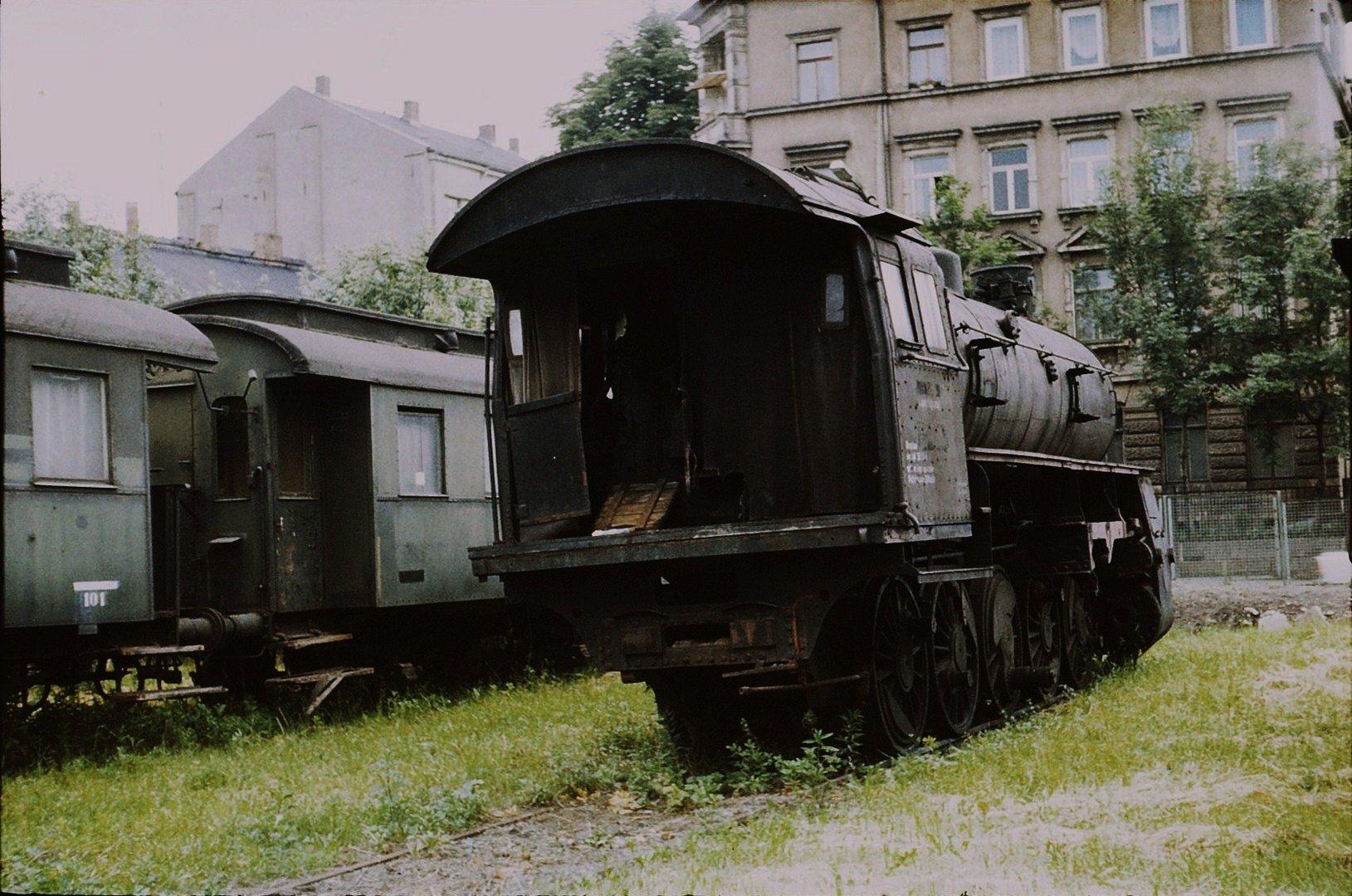 Die alte Reichsbahn