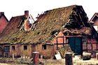Die alte Scheune im Wohnviertel