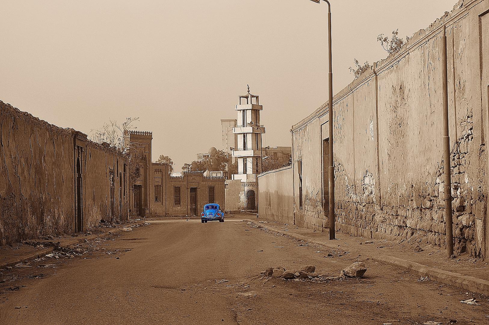 Die Alte Straße