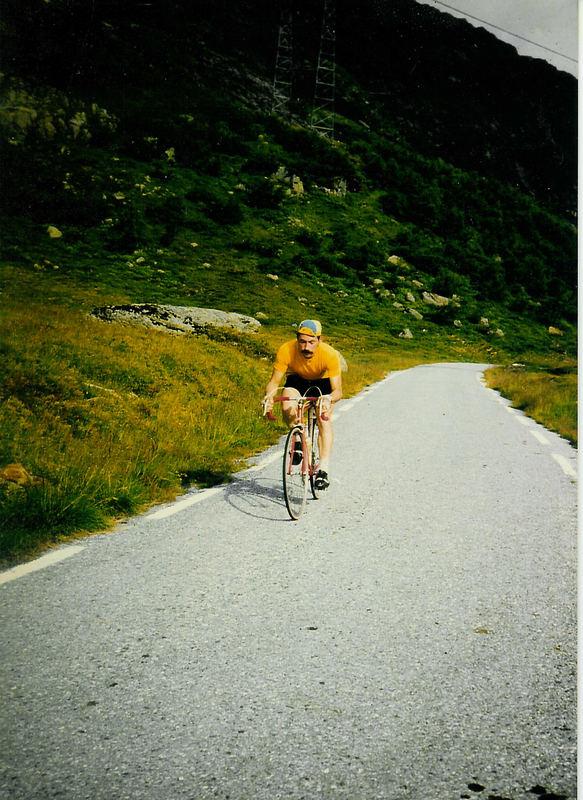 Die alte Straße von Haukeligrend nach Röldal (Hordaland)