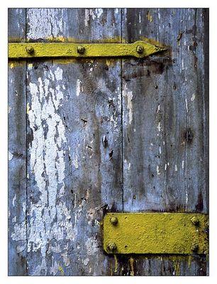 Die alte Tür…
