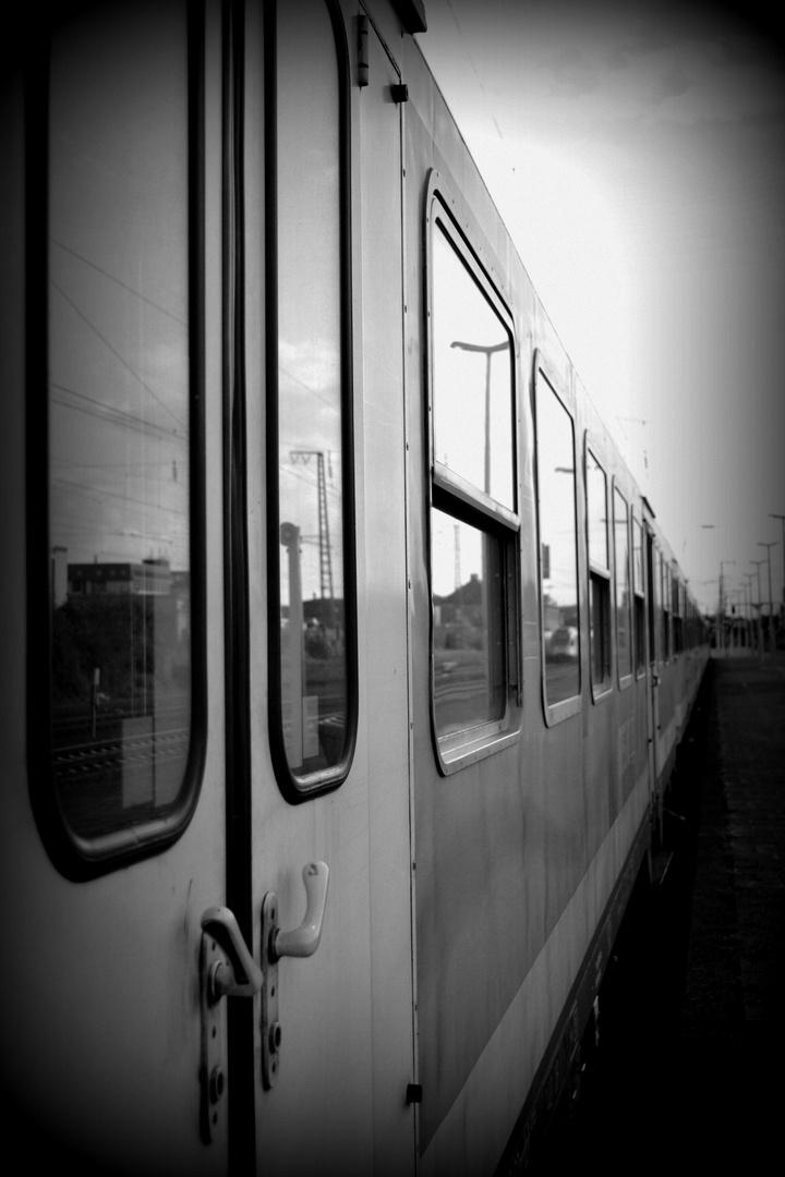 Die alten Silberlinge von DB Regio