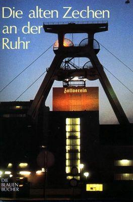 Die alten Zechen an der Ruhr . Bergwerk Zollverein,Essen .