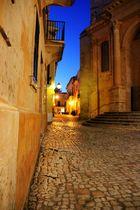 Die Altstadt im Abendlicht