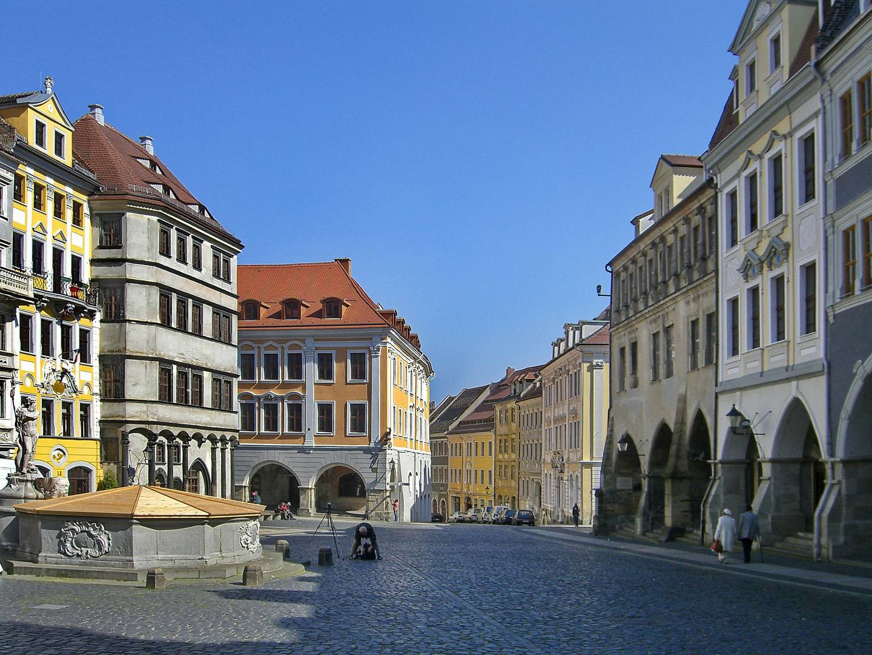 Die Altstadt von Görlitz