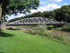Die Amseltalbrücke flussabwärts